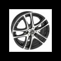 JANTA ALIAJ MegaDrive 3104 DIM6.5X15.PCD5X100.BK/P GOLF4 - FABIA